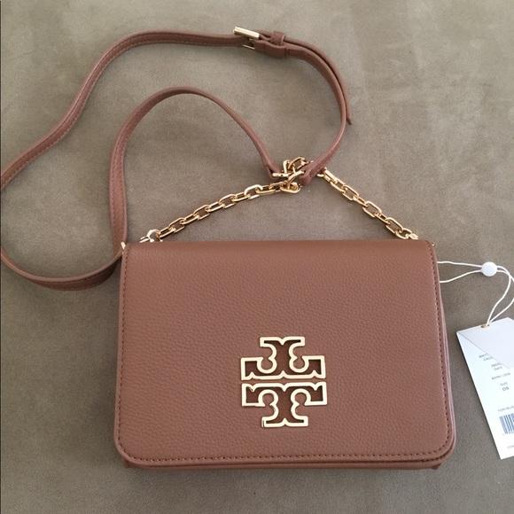 2f6a492558945e Tory Burch Bags | Gorgeous Britten Combo Crossbody | Poshmark